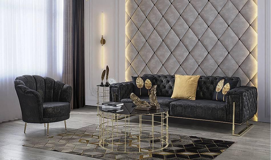 Nuga Luxury Salon Takýmý