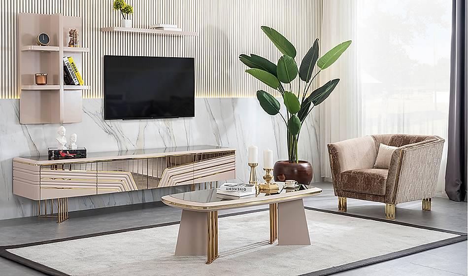 Silvia Luxury Tv Ünitesi