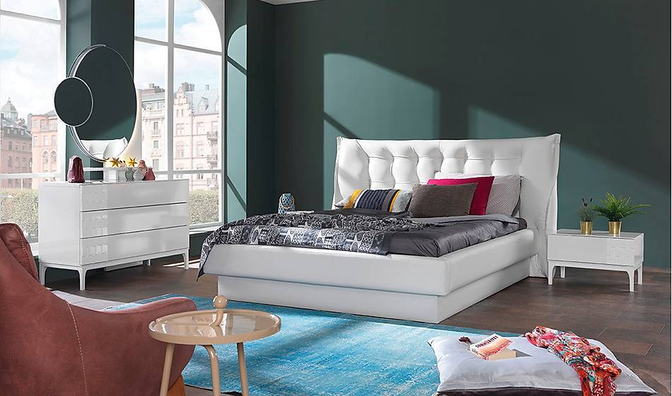 Dolphin Bazalı Yatak Odası