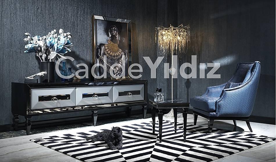 Rustik Luxury Tv Ünitesi