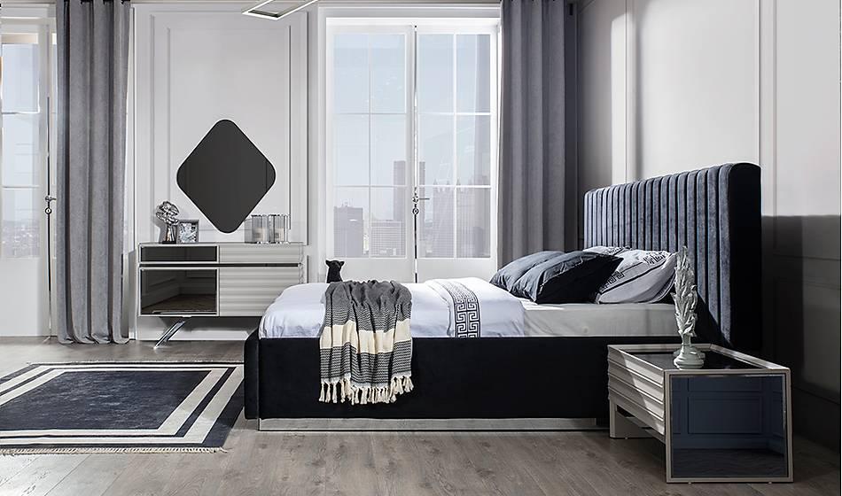 Moody Yatak Odası