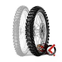 Pirelli Scorpion MX32 Mid Soft 110/85-19 TT NHS