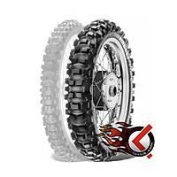 Pirelli Scorpion XC Mid Hard 100/100-18 TT 59R NHS