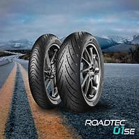 Metzeler Roadtec 01 SE 120/70ZR17 (58W) ve 160/60ZR17(69W)