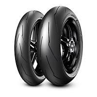 Pirelli Diablo Supercorsa SC V3 120/70ZR17 58W SC1 ve 200/55ZR17 78W SC2