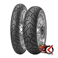 Pirelli Scorpion Trail II 100/90-19 57V ve 130/80R17 65V