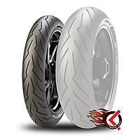 Pirelli Diablo Rosso III 120/70ZR17 (58W) (D)