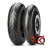 Pirelli Diablo Rosso Scooter 120/70R17 58H ve 160/60R15 67H