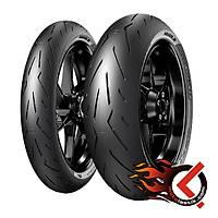 Pirelli Diablo Rosso Corsa 2 120/70ZR17 (58W) ve 190/55ZR17 (75W)
