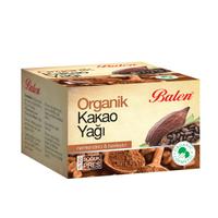 Balen Organik Kakao Yaðý (Soðuk Pres) 50 ML