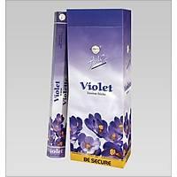 Violet (Menekþe)Kokulu Çubuk Tütsü