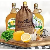 Emr Kervan Limon&Sarýmsak&Maydonoz Kürü 1lt