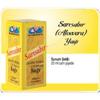 Karden Sarýsabýr (Aloevera) Yaðý 20 Ml