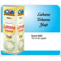 Karden Lahana Tohumu Yaðý 100 Ml