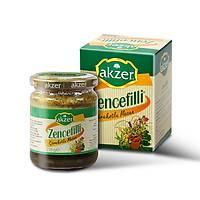 Akzer Zencefilli Çörekotlu Macun 420 gr
