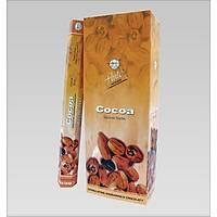 Cocoa(Kakao)Kokulu Çubuk Tütsü