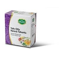 Akzer Yaki Otlu Kereviz Tohumlu Çay 60 poset
