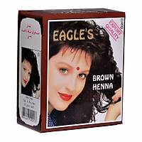 Kahverengi Hint Kýnasý ( Black Henna ) 6'lý Paket