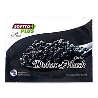 Softto Plus Havyar Özlü Detoks Maske