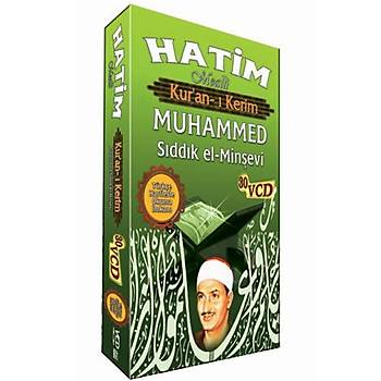 Kuran-ý Kerim Hatim ve Meali - Sýddýk El - Minþevi - 30 VCD