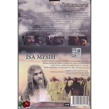 HZ.SÜLEYMANIN KRALLIĞI ve HZ.İSA 4 VCD