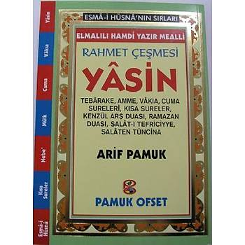 Rahmet Çeþmesi Yasin /Arif Pamuk