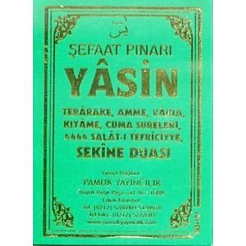 Yasin-Sekine Duasý