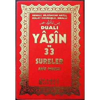 Dualý Yasin ve 33 Sureler / Arif Pamuk
