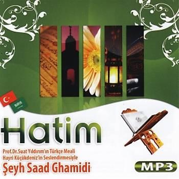 Saad Gamidi Mealli Kuran-ý Kerim Mp3 Hatmi