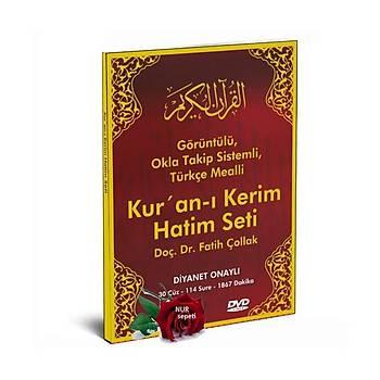 Fatih Çolak DVD Hatim
