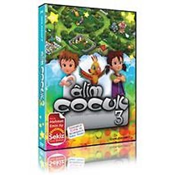 Alim Çocuk 3.0 DVD ROM