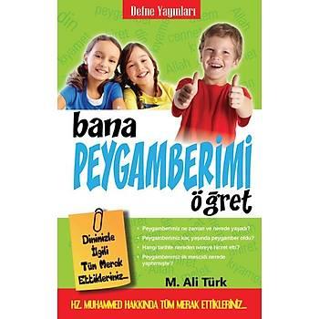 Bana Peygamberimi Öðret / M.Ali Türk