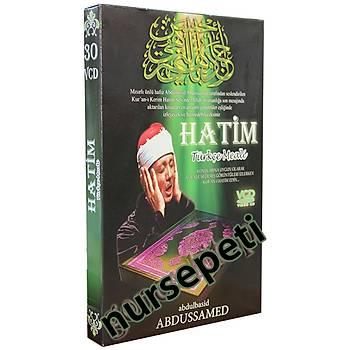 Abdulbasit Abdussamed VCD Hatim Seti