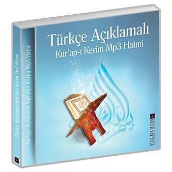 Türkçe Açıklamalı Kuran-ı Kerim Mp3 Hatmi