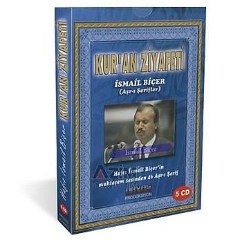 Kuran Ziyafeti - Asrý Þerifler / Ýsmail Biçer 5 CD