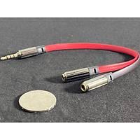 4 Boğumlu Stereo Çoklayıcı Yassı Kablolu Kaliteli