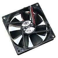 9 cm Fan 12 Volt 25 mm 3 Pin