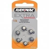 Rayovac Extra Advanced 13 Numara PR48 İşitme Cihazı Pili 6'Lı