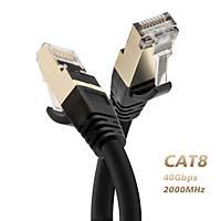 CAT8 RJ45 Ethernet Network Patch Kablo 2 Metre