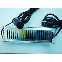 12 Volt 15 Amper Çakmak Fişli Adaptör(Hava Kompresörü için)