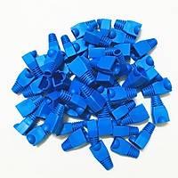 Rj45 Kılıf Mavi 100 adet