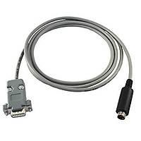 Delta Plc Data Kablosu 8 Pin mini Din to Rs-232 1.5 metre