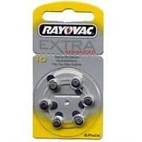 Rayovac Extra Advanced 10 Numara PR70 İşitme Cihazı Pili 6 Lı