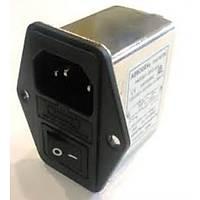 Sigortalı Anahtarlı Emi Filtre 10 amper