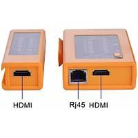 Hdmı+Rj45 Test Aleti