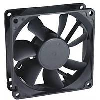 24 volt fan 8 cm 25 mm