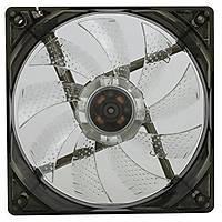 Beyaz Ledli Kasa Fanı 12 cm
