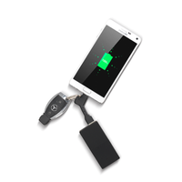 Taşınabilir Android Şarj-Data Kablosu