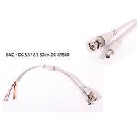 Bnc+Dc Kablo