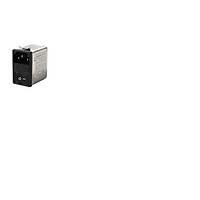 Sigortalı Anahtarlı Emi Filtre 6 Amper